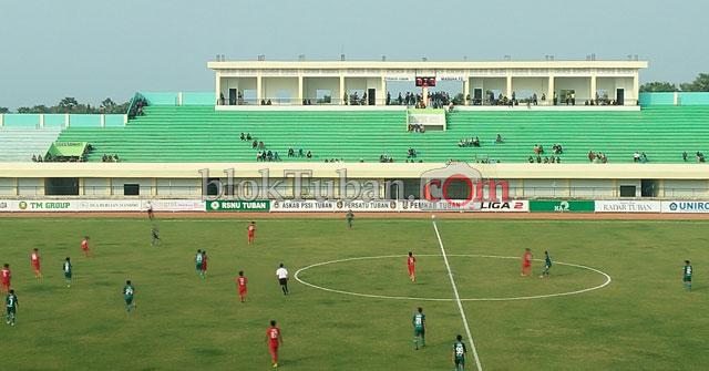 Main di Kandang, Persatu Tekuk Madura FC 2-1