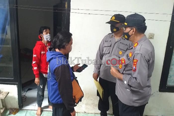 Razia Hotel Dan Kos Diwarnai Adu Mulut Dua Pasangan Diamankan